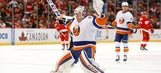 Islanders-Red Wings delayed by Zamboni malfunction