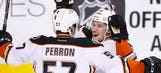 Ducks convert 3 power-play chances in 6-4 win over Flames