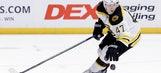 Rinne, Forsberg lead Predators over Bruins 2-0