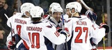 Williams scores late in OT to lift Capitals past Islanders
