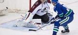 Hansen, Miller lift Canucks over Avalanche 5-1