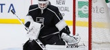 Pearson scores twice, Enroth solid and Kings beat Sabres 2-0