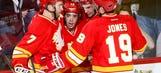 Zibanejad's natural hat trick leads Senators past Flames