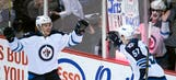 Dano has 2 goals, assist to lead Jets past Canucks, 5-2