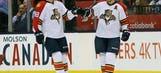 Jokinen scores 2 odd goals, Panthers beat Maple Leafs 4-1
