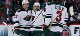 Parise, Dubnyk lift Wild to 4-0 win over Avalanche