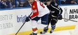 Jagr, Luongo help Panthers beat Lightning, take first place