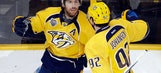 Blue Jackets fall flat against Predators 5-1