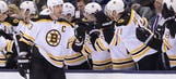 Bruins snap season-long slide, create space in playoff race