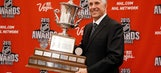 Calgary fires Bob Hartley, a season after coach of the year