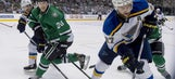 Blues roll past Stars to reach their first conference final since 2001