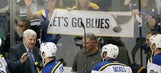 Blues advance to Western finals with 6-1 win over Stars