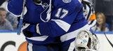 Lightning beat Penguins 4-3, even Eastern Conference finals