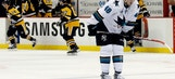 Sharks F Tomas Hertl to miss Game 4 of Stanley Cup