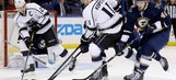 "LA Kings' Dustin Brown unhappy with loss of captain's ""C"""