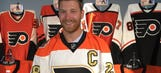 Flyers fans are irate over team's new gold-accented jerseys