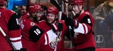Arizona Coyotes: Domi and Duclair Should Play on Same Line