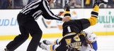 St. Louis Blues Opposition:  The Boston Bruins