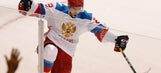 Evgeny Kuznetsov explained his weird goal celebration at the World Cup