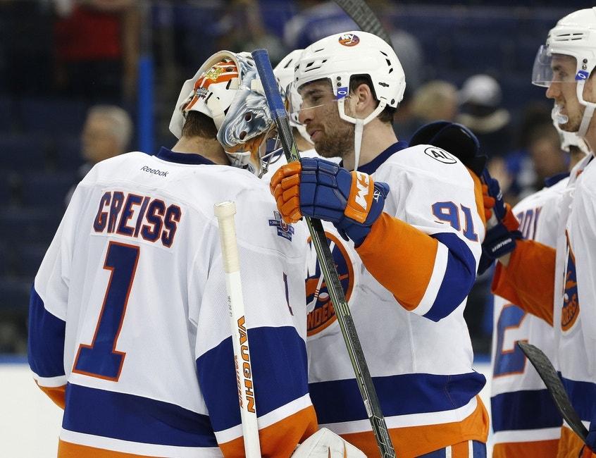 new styles a5195 9e092 New York Islanders Expectations For Thomas Greiss | FOX Sports