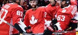 Crosby's line lifts Canada within win of World Cup title