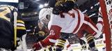 Boston Bruins: B's Prepare For Red Wings