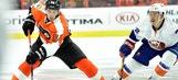 Philadelphia Flyers Young Defensemen on Display