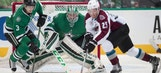 Colorado Avalanche Trying Things Out vs Dallas