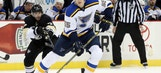 St. Louis Blues Opposition:  Pittsburgh Penguins