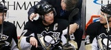 """Penguins star Crosby taking it """"day by day"""" after concussion"""