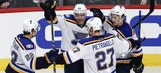St. Louis Blues:  Powerplay Earns Blues Their First Win Of 2016-17