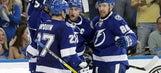 Filppula scores go-ahead goal, Lightning beat Devils 3-2