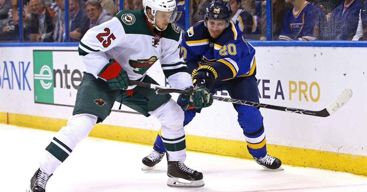 Minnesota Wild s Jonas Brodin out 4 weeks with fractured finger fe04d2283