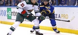 Wild's Jonas Brodin out 4 weeks with fractured finger