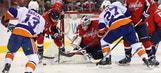 New York Islanders Fall To The Washington Capitals (Highlights)