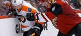 Coyotes beat Flyers 4-3 in OT on Ekman-Larsson's shot