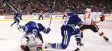 Vancouver Canucks Win vs. Flames the Perfect Intro for What Is to Come