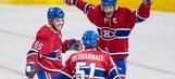 Radulov scores, Montoya gets shutout for Canadiens