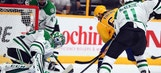 Dallas Stars' Netminding Takes Down Predators 2-1