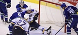 St. Louis Blues Cheat Themselves Out Of A Win In Vancouver