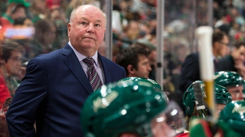 Bruce Boudreau lives up to the hype