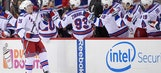 Vesey scores 2, Rangers rally for 4-2 win over Capitals