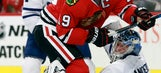 Blackhawks come back to top Leafs in shootout 5-4