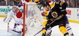 Price stops 19 shots in 2nd start, Canadiens beat Bruins 4-2