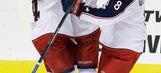 Bobrovsky stops 32 shots, Blue Jackets beat Stars 3-0