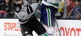 Pearson gets goal, scores again in SO; Kings top Canucks
