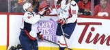 Washington Capitals Defeat Flames Thanks to Marcus Johansson's Two Goals