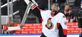 Craig Anderson records shutout in first game since wife's cancer diagnosis