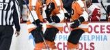 Philadelphia Flyers's D Ghost Haunted by MacDonald