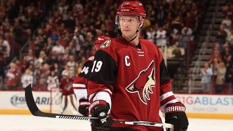 How Shane Doan's loyalty made him the heart and soul of the Arizona Coyotes